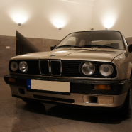 BMW E30 coupe 316i
