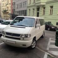 VW Transporter T4 2.5TDI